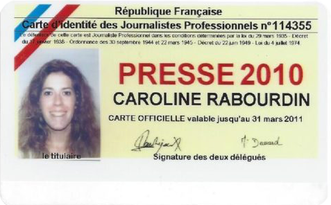 Caroline Rabourdin journaliste