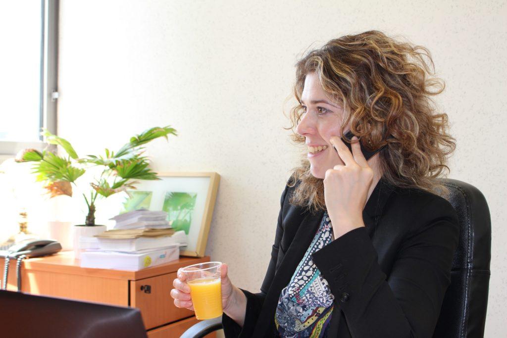 Caroline Rabourdin agence Pulpe de Com